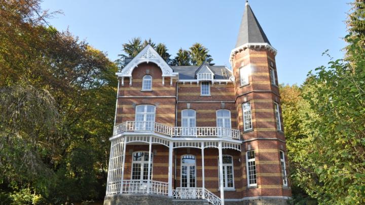 Villa « Le Grand Maur »-Vue extérieure